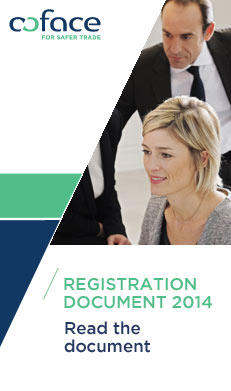 Coface announces the publication of its 2014 Registration Document