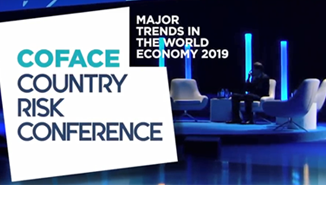 Coface Country Risk Conference - Paris 2019 : Sign up now!