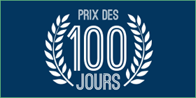 "Xavier DURAND finalist in ""first 100 days"" award by french magazine, Challenges: Cast your vote!"