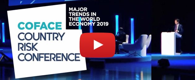 Coface Country Risk Conference - Paris 2019 : Sign up now
